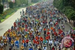 Fun bike ikut ramaikan HUT Tapanuli Selatan ke-69