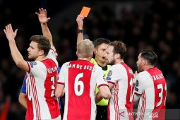 Hasil laga Liga Champions pekan keempat Grup E-H