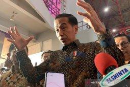 Jokowi sudah kantongi nama Dewan Pengawas KPK