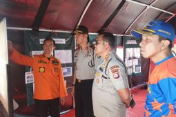 Tiga WNA hilang di perairan Banten masih dicari tim SAR