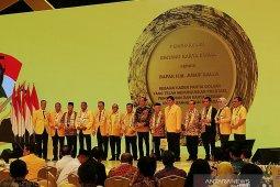 F-Golkar larang kadernya tinggalkan Jakarta