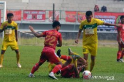 Persika Karawang hempaskan Solok FC 4-1 dalam laga liga 3