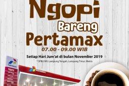 Pertamina MOR  adakan minum kopi gratis di 10 SPBU Lampung