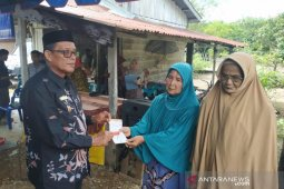 Wabup Aceh Jaya harapkan penyaluran BPNT harus tepat sasaran