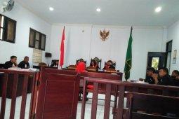 Satu terdakwa kasus  dana proyek  WFC Namlea dituntut 11 tahun penjara