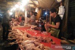 Harga daging ayam di Cianjur naik