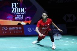 Jojo tantang unggulan keempat di perempat final Fuzhou China Open