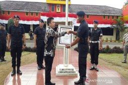 Lemkapi anugerahkan Promoter Reward kepada Yon C Brimob Poldasu