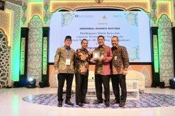 BRI Syariah dan Pegadaian kolaborasi pembiayaan ibadah haji