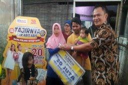 Warga Kota Bogor Ketiban Rejeki Dari Alfamart