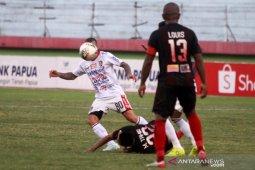 Hasil Liga 1: Bali United memperkokoh posisi di puncak klasemen