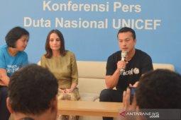 Nicholas Saputra jadi Duta Nasional Unicef