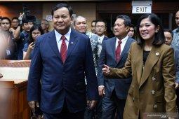 Ini gagasan bentuk SDM pertahanan kuat yang disampaikan Menhan Prabowo