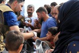 PBB: 230.000 orang selamatkan diri dari pertempuran di Idlib