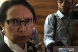 Menlu Retno Marsudi pastikan Rizieq masih pegang paspor WNI