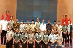 Sejumlah kepala daerah dan BNPB bahas kerusakan ekosistem akibat tambang