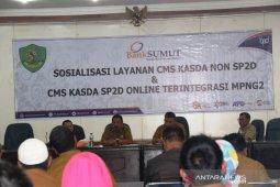 Pemkab Tapsel terapkan aplikasi CMS-OPD -CMS-KASDA Online
