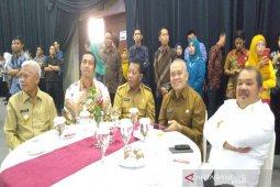 Bupati Madina hadiri pelantikan Ketua Umum TP-PKK Pusat