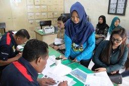 Jumlah pencari SKCK di Kota Kediri naik drastis jelang pendaftaran CPNS