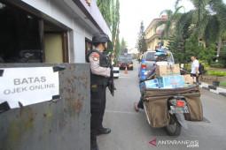 Perketat Pengamanan Polda Kalsel