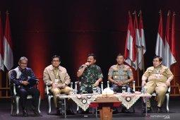 Panglima TNI katakan ancaman keamanan begitu mudah pada era 4.0