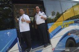 Peluncuran TMB Koridor 5 Bandung