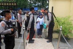Pelaku bom bunuh diri Medan pakai jaket ojek online, ini kata Gojek