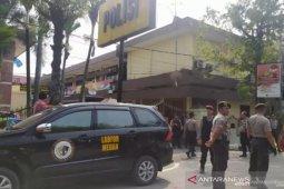 Kadiv Humas Polri: 6 orang korban luka akibat bom Medan