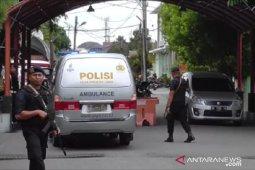 Wakapolda Sumut: Jenazah terduga pelaku bom bunuh diri dievakuasi ke RS Bhayangkara