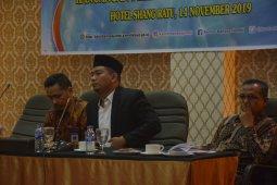Rocky Candra dukung rancangan Perda Bahasa Provinsi Jambi