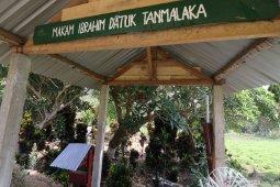 Makam pahlawan Tan Malaka