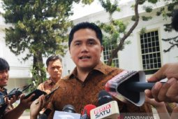 Menteri BUMN: Jika terbukti terlibat teror, staf Krakatau Steel dikeluarkan