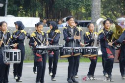 Drum Band Junior 2019, Tim Kota Bogor wakili Jawa Barat di Kejuaraan Nasional