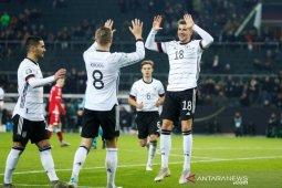 Jerman mencukur Belarusia demi lolos dan puncaki Grup C