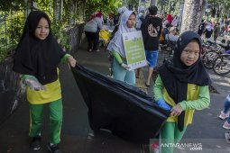 Gerakan Sadar Lingkungan Usia Dini