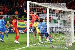 Wales jaga asa ke putaran final  usai menang 0-2 atas Azerbaijan