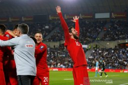 Kualifikasi Piala Eropa, Polandia dan Austria lolos ke putaran final dari Grup G