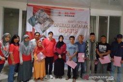 RS PMI Bogor gelar operasi katarak gratis puluhan warga tidak mampu