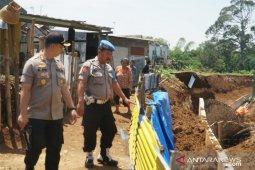 Longsor proyek double track, Polres Bogor akan periksa PT Hapsaka Mas