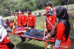 PMI Sigi tingkatkan keahlian relawan spesialis pertolongan pertama