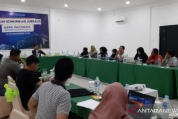BI Kalbar gelar Forum Komunikasi Jurnalis 2019