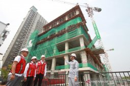 Adhi Persada Gedung bangun apartemen di Jakarta Utara