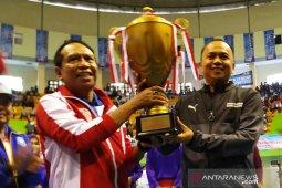 Jawa Barat raih juara umum Pornas Korpri ke-15 di Babel