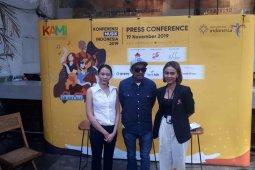 Industri musik berkelanjutan dibahas pada  Konferensi Musik Indonesia kedua