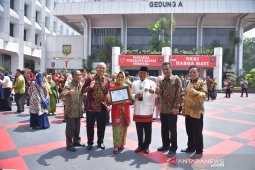Bekasi raih penghargaan kabupaten sehat 'Swasti Saba Padapa'