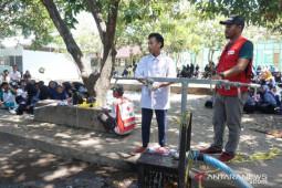 PMI gelar lomba sosialisasi kebersihan tingkat pelajar di Lombok