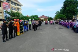 Polda Jambi terima kunjungan edukasi SDIT Nurul Ilmi