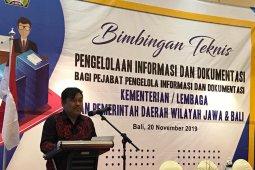 Ratusan pejabat PID se-Jawa Bali ikuti pelatihan Pengelolaan Informasi dan Dokumentasi