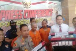 Polresta Denpasar kurir 1.250 butir ekstasi