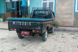 Diduga, Kendaraan Dishub Pemkot Tual Digadai